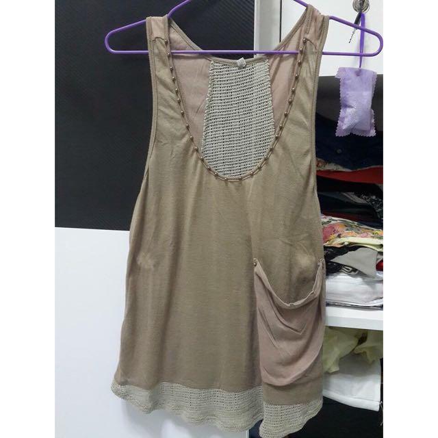 Tuogu Brand Baju Atasan / Baju Beach/ Summer Wear