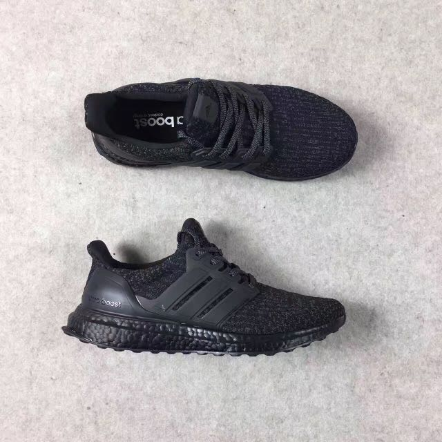 Ultralboost 3.0 Triple Black