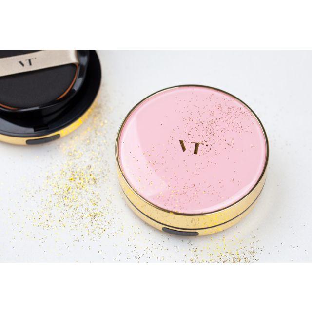 [韓國代購]VANT 36.5 粉色膠原蛋白粉底霜氣墊粉餅 (無補充蕊)