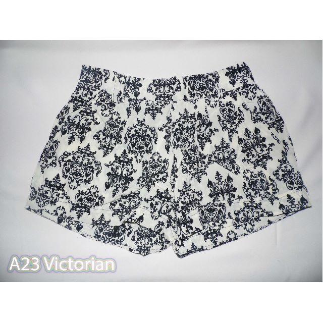 Victorian Shorts