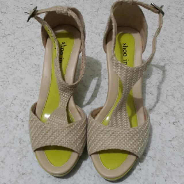 Wedge Sandals (Shoo In Brand)