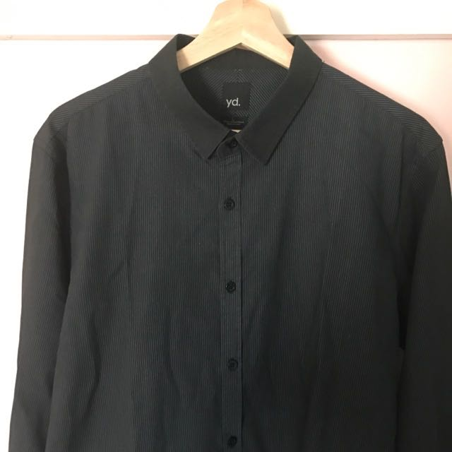 yd. Dress Shirt - Large