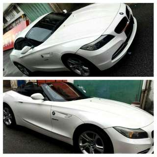 BMW Z4 Ready For Rent