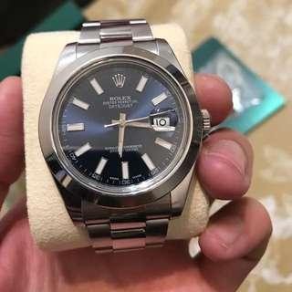 Rolex 116300 台灣公司貨