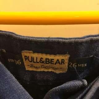 PULL&BEAR牛仔褲