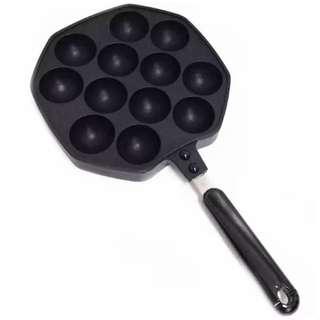 (Free Shipping) Takoyaki pan