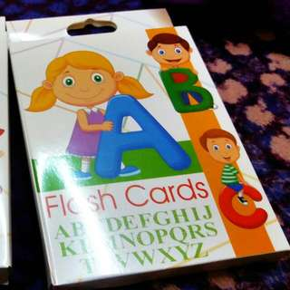 Flash Card Set
