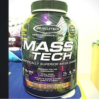 MusleTech Mass/Weight Gainer
