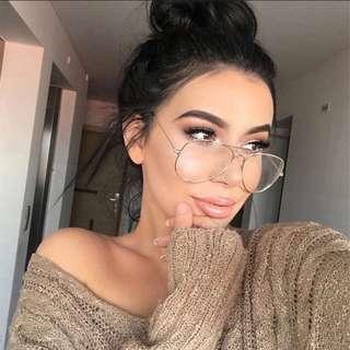 Women Aviators Glasses