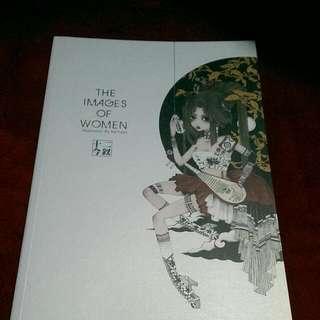 畫冊 初版 十二金釵 NaiYuan 陌生人工作室 阿乃