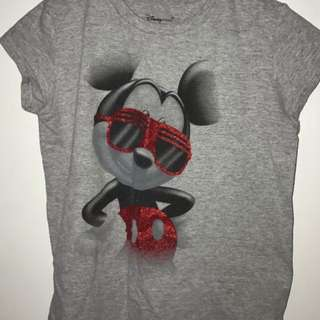 Kids Mickey Mouse Tee