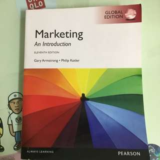 🚚 Marketing An Introduction Eleventh Edition