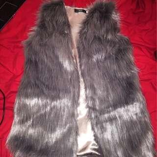 Size Xs Fur Vest