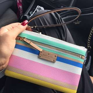Brand New Authentic Kate Spade Clutch