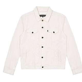 Gosha X Levi's  Corduroy Trucker Jacket (White)
