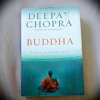 Deepak Chopra Buddha