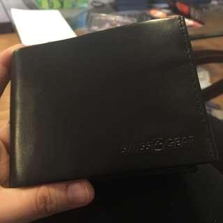Swiss Gear Genuine Leather Wallet