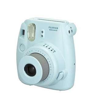 Fujifilm Instax Mini 8 (BRAND NEW IN BLUE!)