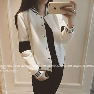 Sport Stripe Jacket