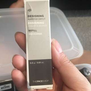 DESIGNING EYEBROW PENCIL, ABH DUPE