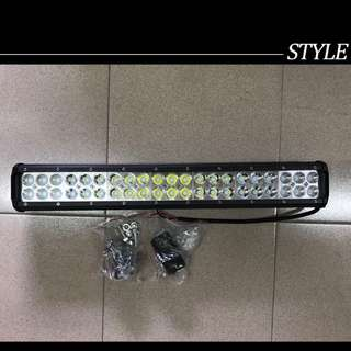 21 inches LED light bar for sell.