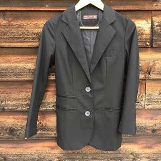 Zara Soft Tailored Jacket