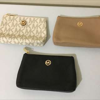 Michael Kors Cosmetic Cases