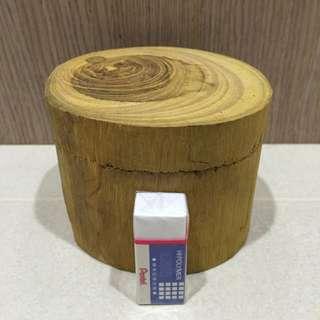 原木收納盒