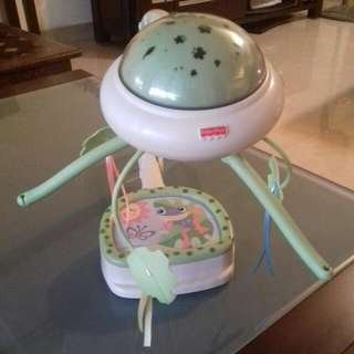 Fisher Price Musical Cot Mobile