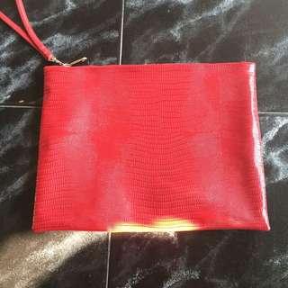 Red Seibu Clutch