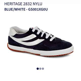 superga heritage 2832 nylu (black)