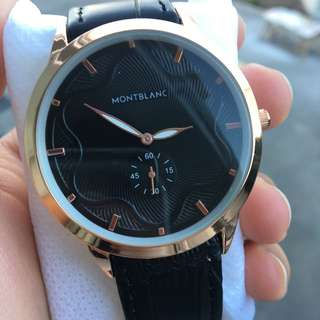 Mont Blanc Watch