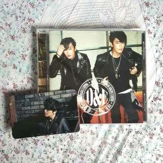Super Junior D&E Ride Me Japanese Album