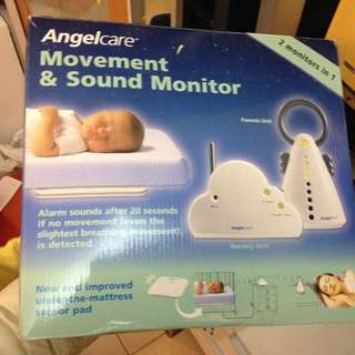 Angel Care 寶寶呼吸監視器