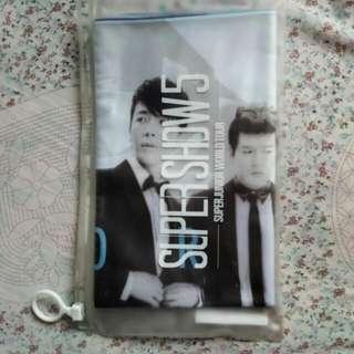 Super Junior Super Show 5 Slogan Towel