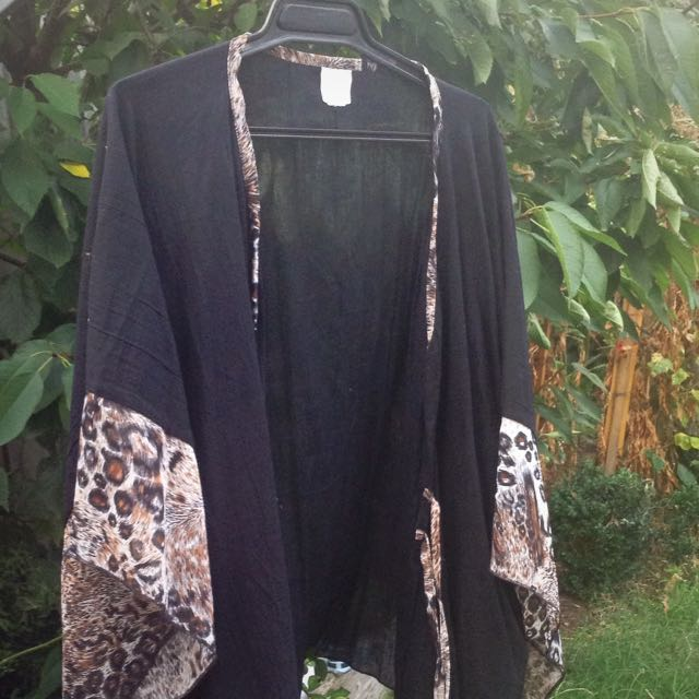 100% Cotton Throw Kaftan Top