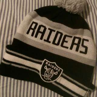 Raiders Toque