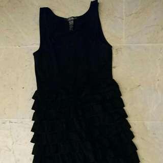 🚚 Figure Hugging Stretchable Little Black Dress