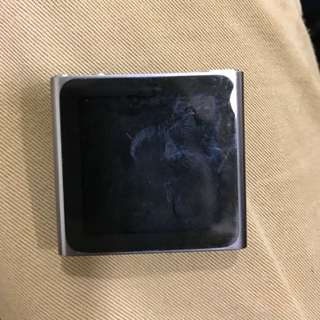 iPod Nano 6th Generation 8gb