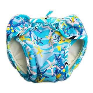 Babies Swim Pants Reusable Diaper