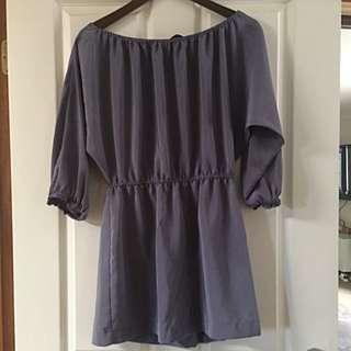 Pilgrim Size 10 Off the Shoulder Short Dress