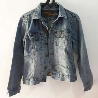 Lois jaket jeans preloved