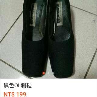 黑色百搭OL 必買 制鞋