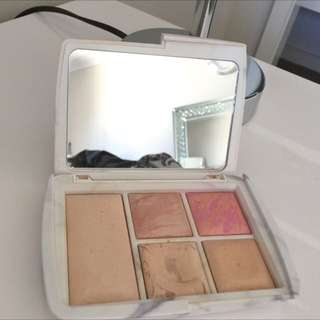 Hourglass Lighting Palette