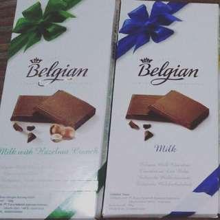 Chocolate Belgian Import
