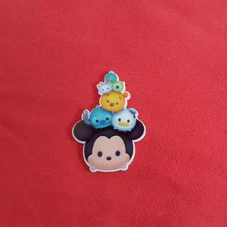Disney TSUM TSUM Brooch / DIY Craft