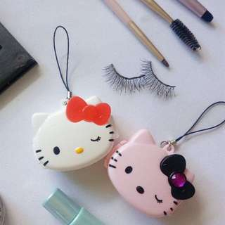 Hello Kitty Eyelashes holder