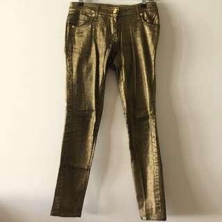 Sass & Bide Lovestate Jeans In Bronze