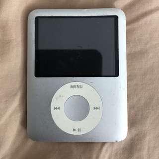 iPod Nano 4gigs