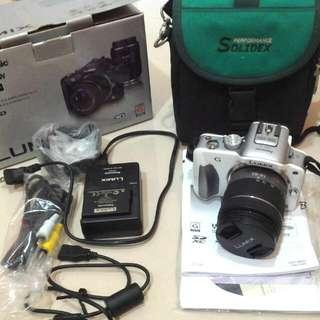 Panasonic  LUMIX DMC-G3W
